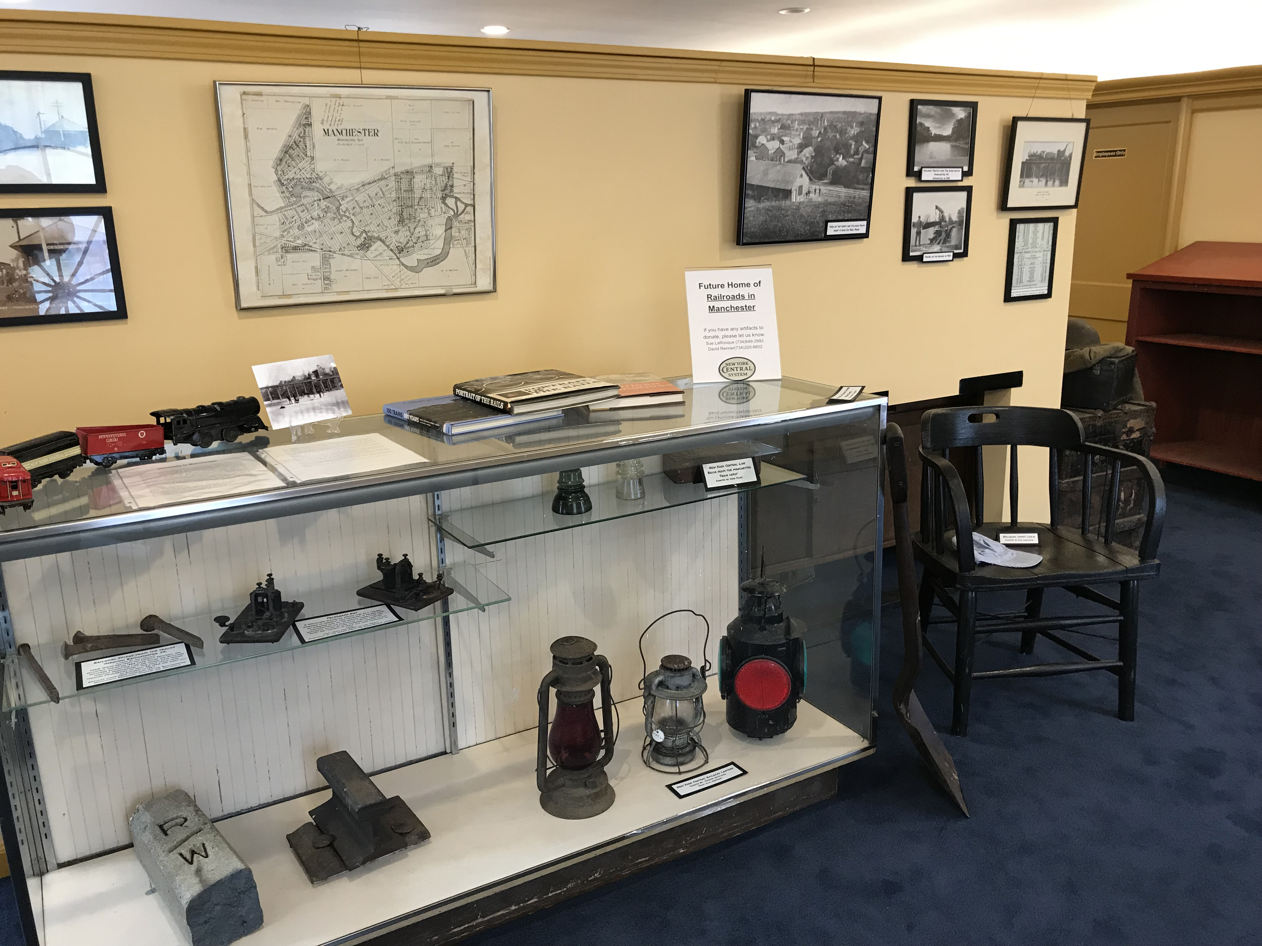 Museum Display Items