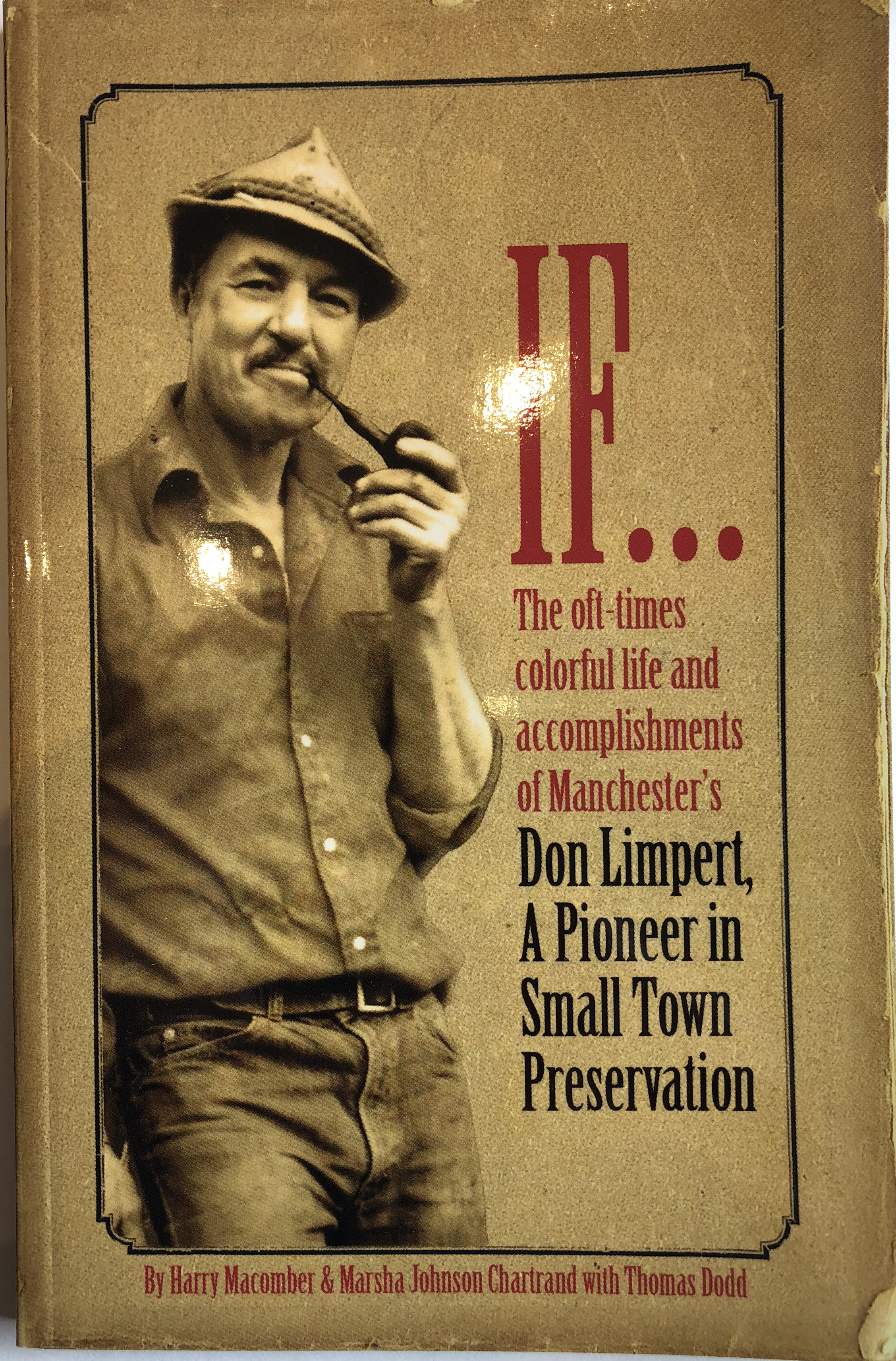 Don Limpert If Book