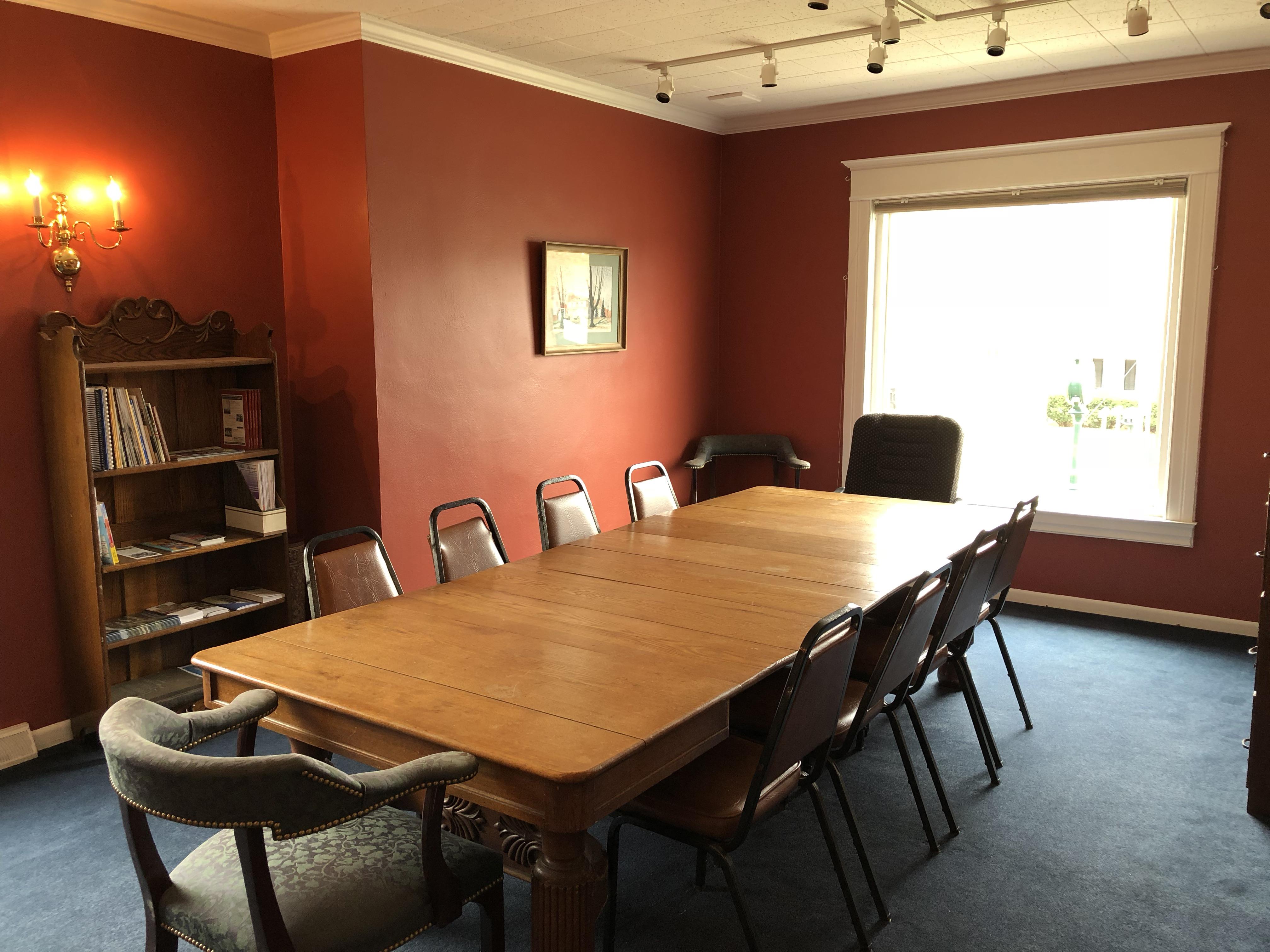 KJ House Boardroom